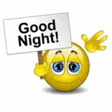 goodnight emoji good night boo gifs tenor