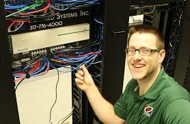 Structured Cabling Installation Design Voice Data Ethernet
