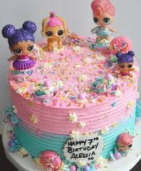 49 Best Lol Doll Cake Images Lol Doll Cake Birthday Cakes Doll