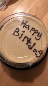 I Asked For A Nice Little Birthday Cake You Know Something Simple