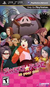 sweet fuse at your side box art