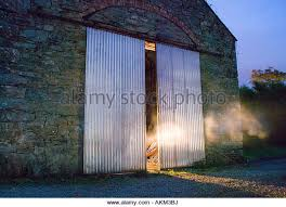 creative of open barn door and barn door is open stock photos barn door is open