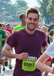 running, running meme, runing in leisure time, outdoor activities, RPG, ridiculously photogenic guy