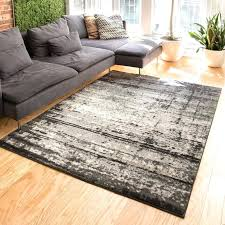 black and grey area rugs modern distressed gray area rug contemporary black area rugs
