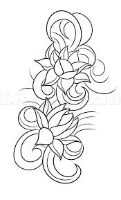 эскиз лотоса для тату тату цветок значение и фото татуировка