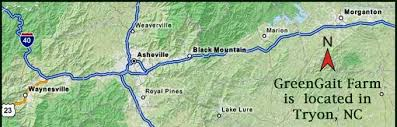 directions to greengait paso fino, tryon nc Tryon Nc Map click this text for an enlarged street map for map and directions to greengait farm from anywhere in the us tryon nc map north carolina