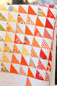 I get around | Half square triangles, Triangles and Spectrum & If only I had more time to quilt. Adamdwight.com