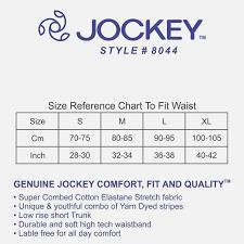 Jockey Men S Underwear Size Chart India Best Picture Of