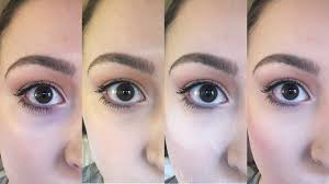 conceal bake brighten i tried kim kardashian s kkw beauty concealer kit trick for making dark under eye circles disappear health