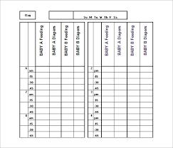 11 Always Up To Date Newborn Feeding Schedule Chart
