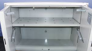 Hanson Lab Furniture FSB47H 27 Gallon Flammable Liquid Storage Cabinet