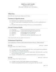 Samples Of Career Objectives For Resumes Good Objective On A Resume Thrifdecorblog Com