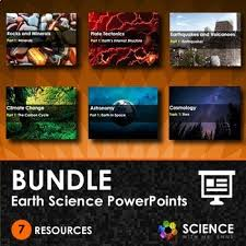 Bundle Earth Science Powerpoints By Science With Mr Enns Tpt