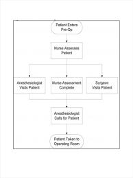 Free 6 Nursing Flowchart Examples Samples In Pdf Doc