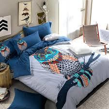 premium bedding sets hot beautiful cotton comforter duvet doona cover sets full queen king size animal