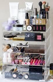 makeup organization tips