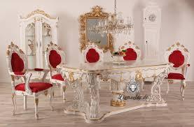 Esstisch Mit Stühlen Barockstil Lionsstar Gmbh