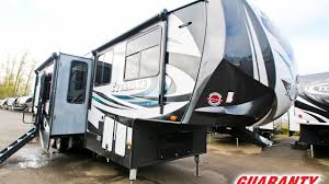 2017 heartland cyclone 3600 toy hauler fifth wheel video tour guaranty