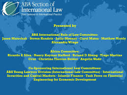 PPT - Uniform Business Laws in Africa: OHADA's Contribution to Legal  Predictability March 28, 2012 PowerPoint Presentation - ID:4797608