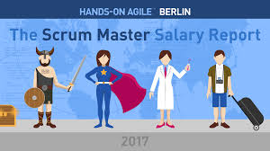 Salary Report Scrum Master Salary Report Free Download Of The 2017 Edition