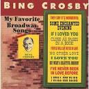 My Favorite Broadway Songs