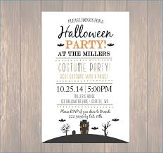 Blank Halloween Invitation Templates Blank Birthday Invitations Elegant Magnificent Free