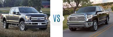 2018 ford f 250 vs toyota tundra