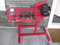 harbor freight bandsaw stand. the stand for my metal bandsaw harbor freight