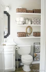 Bathroom Closet Organization Ideas Interesting 48 Fantastic Small Bathroom Organizing Ideas DIY Home Pinterest