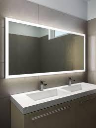 bathroom led lighting ideas. Large Size Bathroom Mirror Lighting Ideas With Wide Led Light Modern Stylish Elegant Y
