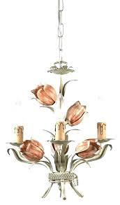 black mini chandelier wrought iron mini chandelier small black