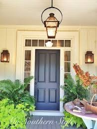 hanging porch lights. Outdoor Front Door Lights Hanging Porch Brilliant My Makeover And Porches Inside 11 Fresh S