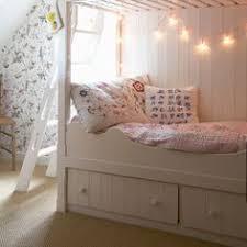 fairy lights bunkbed childs bedroom ideas bunk bed lighting ideas