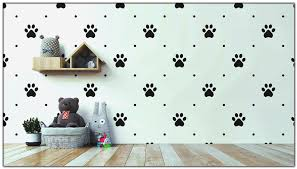 walls   Dog wallpaper, Wall wallpaper ...
