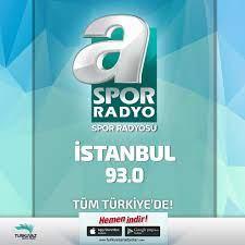 A Spor Radyo (@asporradyo)