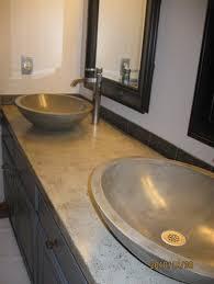 concrete vessel sink. Perfect Concrete Oval Vessel Sink Mold In Concrete