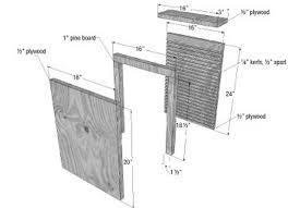 bat house plans pdf awesome 29 incredible bat house plans image ideas free canada ohio dnr