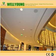 good light reflection perforated plasterboard ceiling panel like