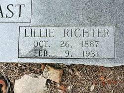 Lillie Dorothy Margaret Richter Quast (1887-1931) - Find A Grave ...