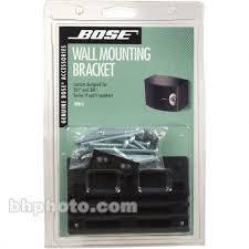 bose bookshelf speakers. bose wb-3 bookshelf speaker wall brackets speakers i