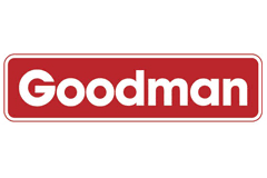 goodman logo. centreport canada inc. is congratulating houston-based goodman manufacturing group on this week\u0027s grand opening of the company\u0027s first winnipeg branch logo a