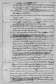 the papers of thomas jefferson thomas jefferson s draft of the declaration of independence
