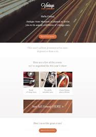 Newsletter Templates Pages Automotive Newsletter Templates Email Marketing Getresponse