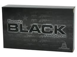Hornady Black Ammo 450 Bushmaster 250 Grain Ftx Box Of 20