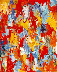 by jasper johns in 1959 david geffen sold this painting to kenneth c griffin in 2006