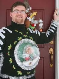 The 25+ best Homemade ugly christmas sweater ideas on Pinterest ...