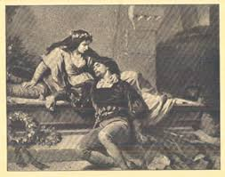 Romeo And Juliet Death Scene Romeo And Juliet