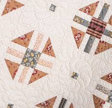 50+ WAYS TO USE LITTLE HOUSE ON THE PRAIRIE® FABRICS & Turn Dash Quilt Details - Gorgeous Little House on the Prairie<sup>®< Adamdwight.com