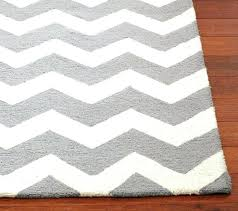 gray and white rug. Grey White Rug Gray And Round Chevron Designs