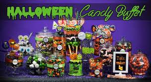 halloween candy buffet labels. Plain Halloween In Halloween Candy Buffet Labels